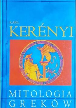 Mitologia greków