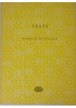 Yeats poezje wybrane
