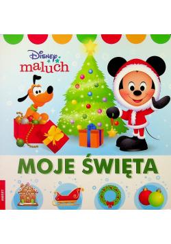 Disney Maluch Moje święta