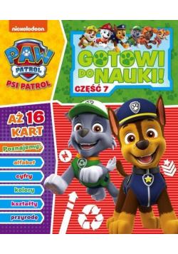 Psi Patrol. Gotowi do nauki cz.7