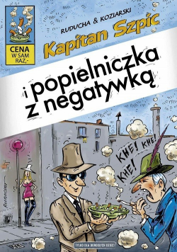 Kapitan Szpic i popielniczka z negatywką
