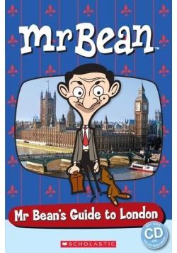 Mr Bean's Guide to... Reader Starter Level + CD