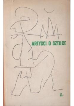 Artyści o sztuce