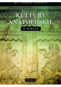 Kultury anatolijskie a Biblia