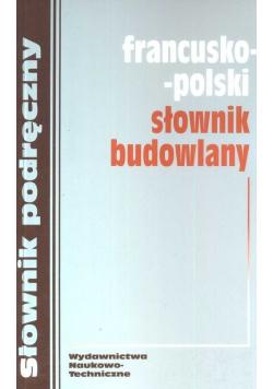Francusko polski słownik budowlany