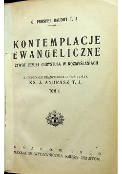 Kontemplacje Ewangeliczne 1929 r