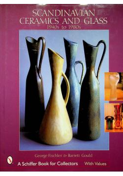 Scandinavian Ceramics and glass