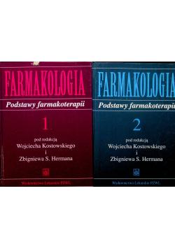 Podstawy farmakoterapii tom I i II