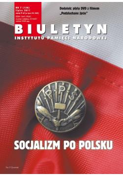 Biuletyn Instytutu Pamięci Narodowej Nr 7 + CD