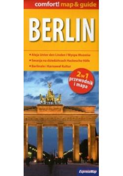 Comfort! map&guide Berlin 2w1 w.2019