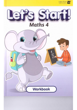 Let's Start Maths 4 WB VECTOR