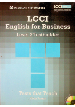 LCCI English for Business Level 2 Testbuilder