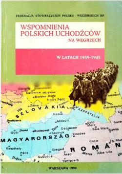 Wspomnienia polskich uchodźców na Węgrzech Dedykacja Stolarskiego