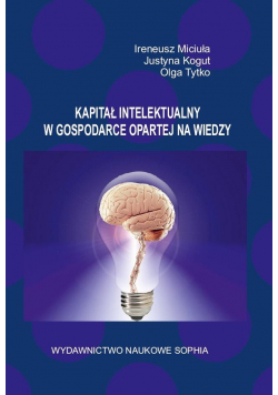Kapitał intelektualny w gospod. opartej na wiedzy