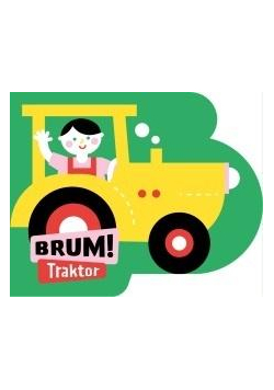 Wykrojnik - Traktor