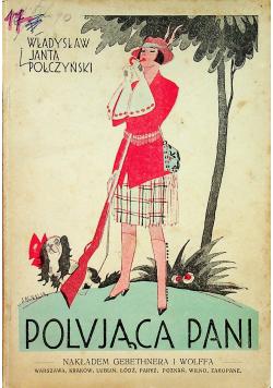 Polująca pani 1927 r