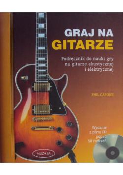 Graj na gitarze  Podręcznik do nauki gry