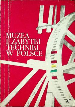 Muzea i zabytki techniki w Polsce