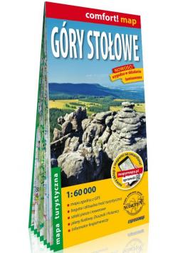 Comfort! map Góry Stołowe 1:60 000 mapa tur.