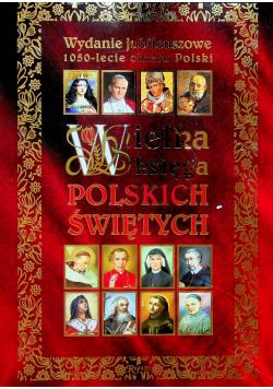 Wielka księga polskich świętych