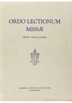 Ordo Lectionum Missae