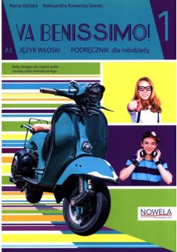 Va Benissimo! 1 Podręcznik