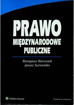 Prawo międzynarodowe publiczne Wydanie 8