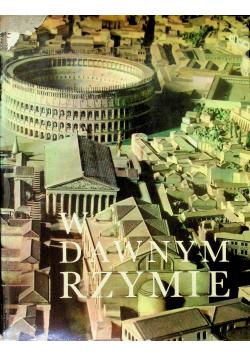 W dawnym Rzymie