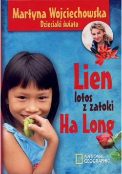 Lien lotos z zatoki Ha Long