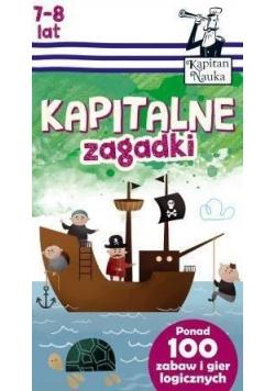 Kapitan Nauka Kapitalne zagadki (7-8 lat)