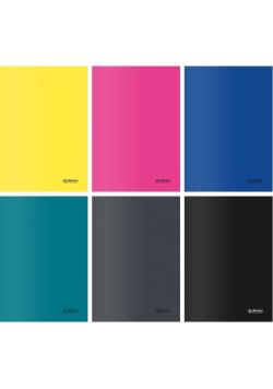 Zeszyt A5/60K linia PP Colors (5szt)