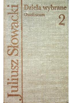 Słowacki Dzieła wybrane 2