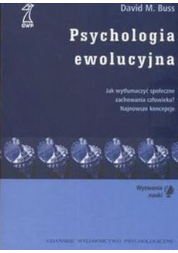 Psychologia ewolucyjna