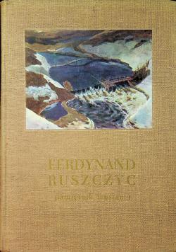 Ferdynand Ruszczyc pamiętnik wystawy