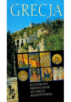 Kulturowy przewodnik po Grecji bizantyjskiej