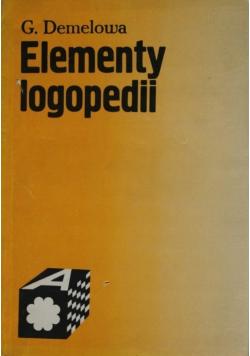 Elementy logopedii
