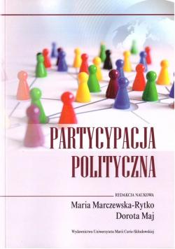 Partycypacja polityczna