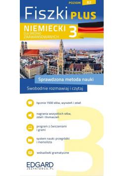 Niemiecki. Fiszki PLUS dla średnio zaawansowanych 3