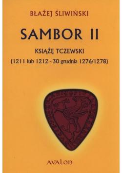 Sambor II Książę tczewski TW