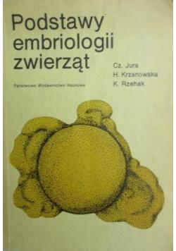 Podstawy embriologii zwierząt