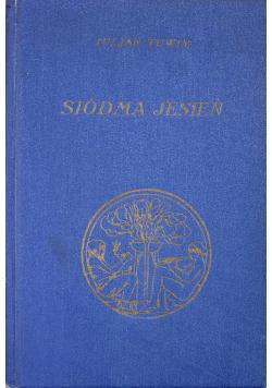 Siódma jesień 1930 r.