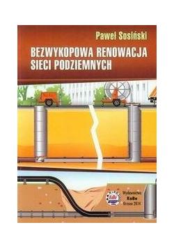 Bezwykopowa renowacja sieci podziemnych