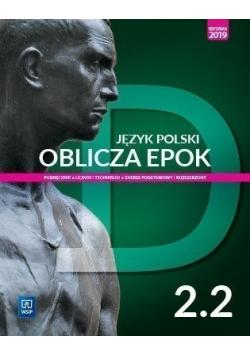 Język polski Oblicza epok 2 2