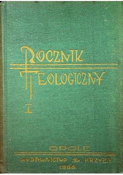 Rocznik teologiczny tom 1