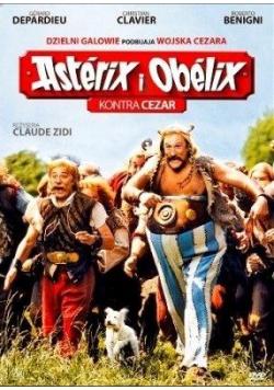 Asterix i Obelix kontra Cezar DVD