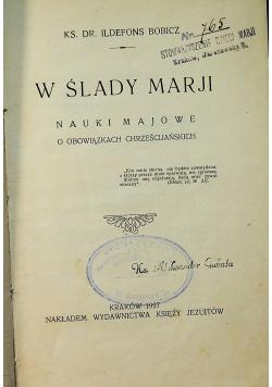 W ślady Marji 1927 r.