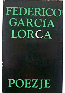 Poezje Lorca