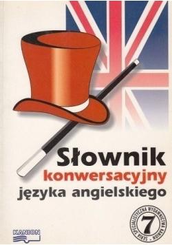 Słownik konwersacyjny języka angielskiego