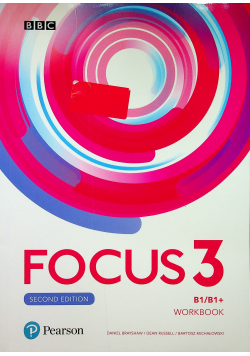 Focus 3 Workbook B1 B1+