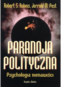 Paranoja polityczna